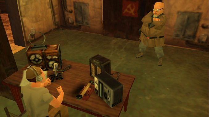 Indiana Jones and the Infernal Machine screenshot 3