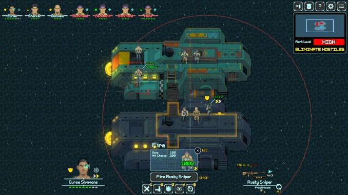 Depth of Extinction screenshot 1