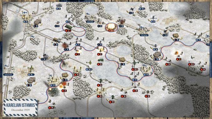 Order of Battle: World War II screenshot 3