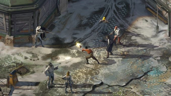 Disco Elysium screenshot 3