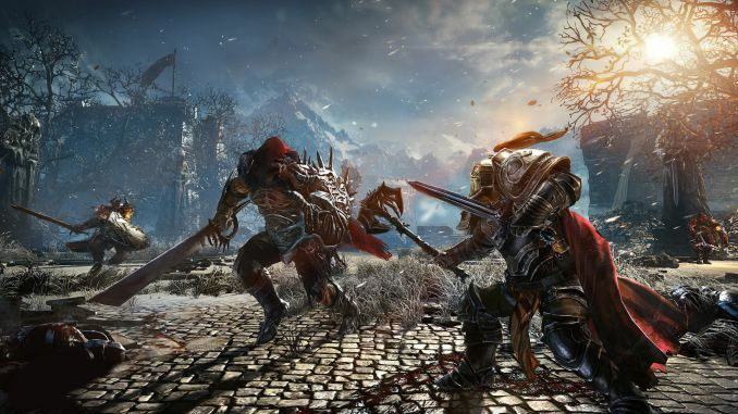 Lords of the Fallen Game of the Year Edition screenshot 1