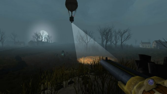 Sir, You Are Being Hunted screenshot 3