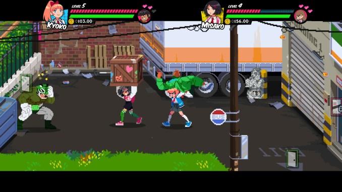River City Girls screenshot 1