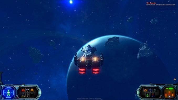 Between the Stars screenshot 3