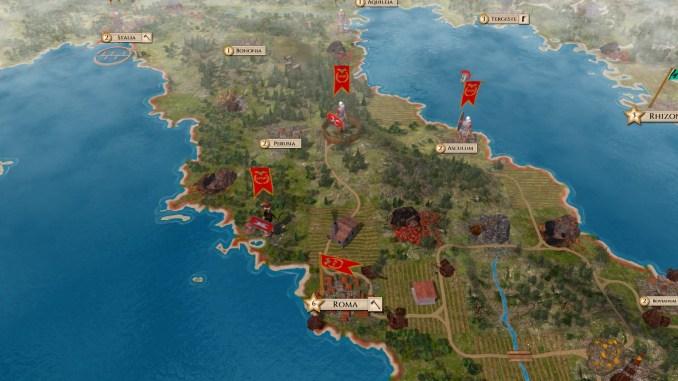 Aggressors: Ancient Rome screenshot 1
