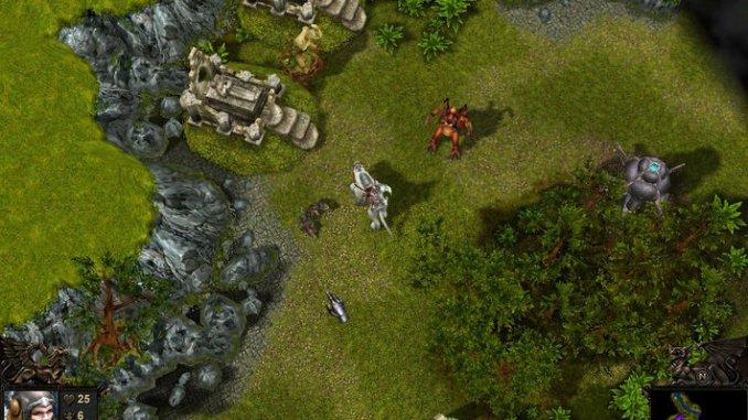 Etherlords 2 screenshot 2