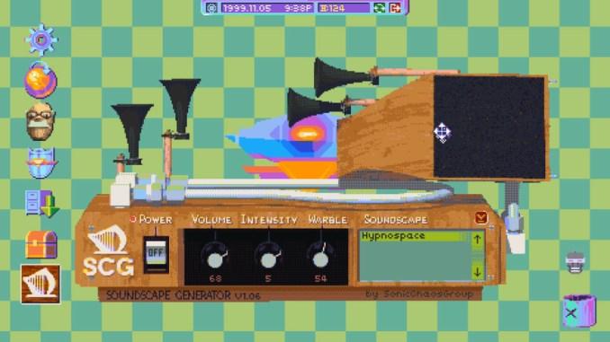 Hypnospace Outlaw screenshot 2