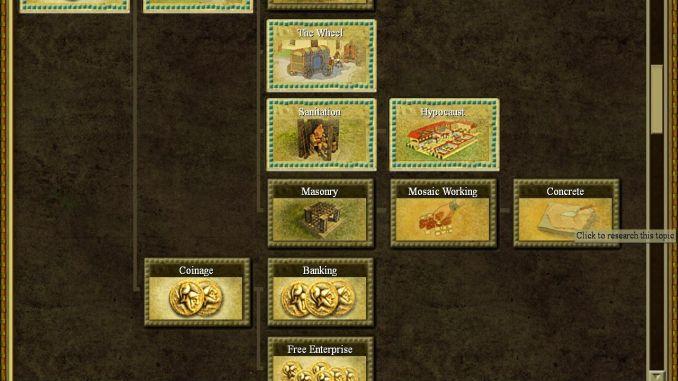CivCity: Rome screenshot 1