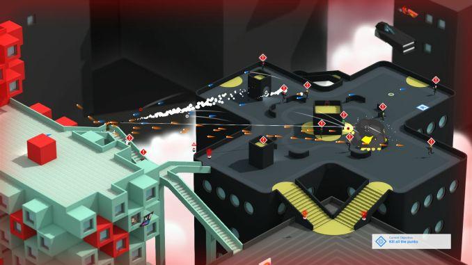 Tokyo 42 screenshot 1