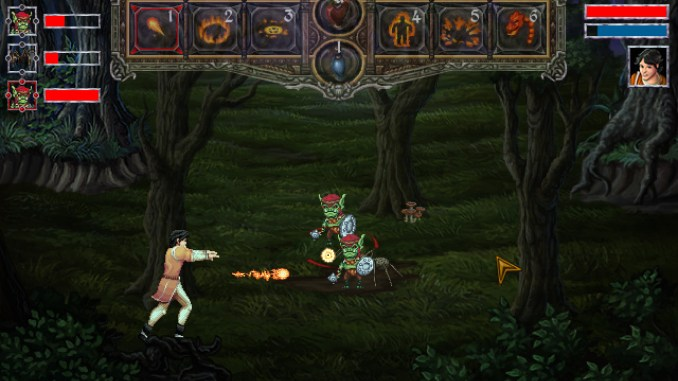 Mage's Initiation: Reign of the Elements screenshot 3