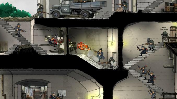 Guns, Gore & Cannoli 2 screenshot 2