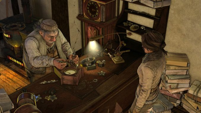 Syberia 3: The Complete Journey screenshot 1