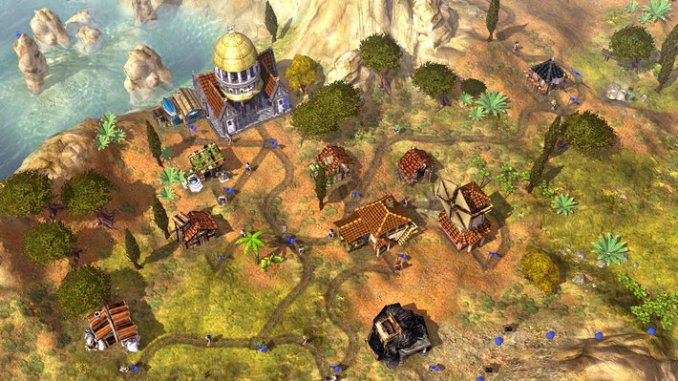 The Settlers 2: 10th Anniversary screenshot 3
