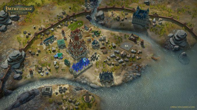 Pathfinder Kingmaker screenshot 3