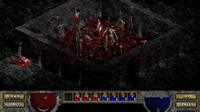 Diablo screenshot 2