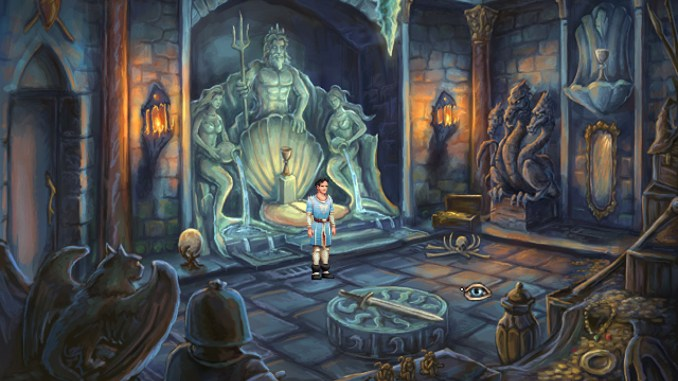 Mage's Initiation: Reign of the Elements screenshot 1