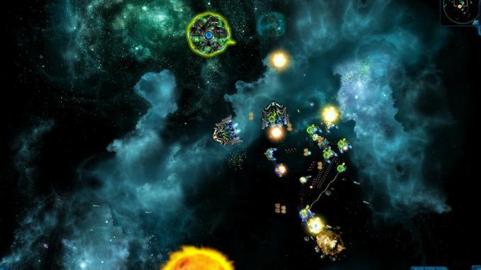 Space Rangers HD: A War Apart screenshot 2