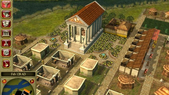 CivCity: Rome screenshot 3