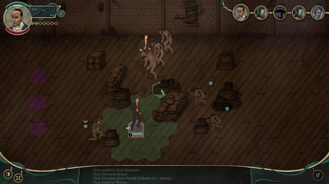 Stygian: Reign of the Old Ones screenshot 3