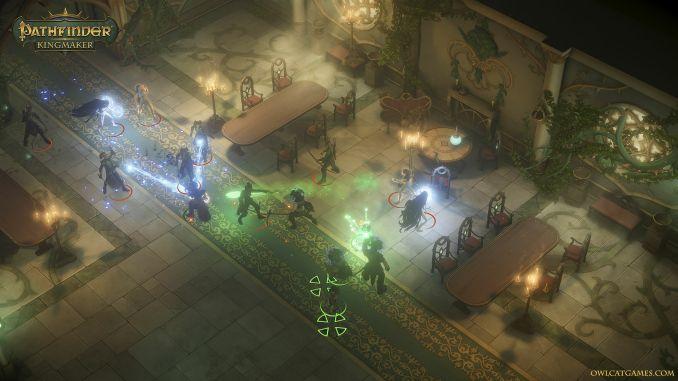 Pathfinder Kingmaker screenshot 2