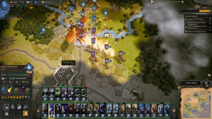 Fantasy General II - Invasion General Edition screenshot 3