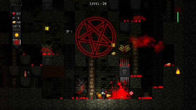 99 Levels to Hell screenshot 2