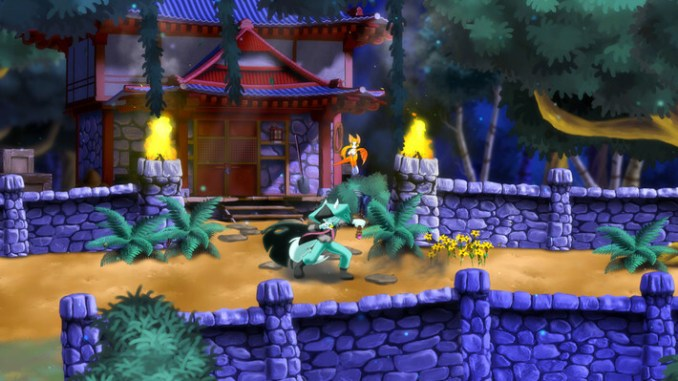 Dust: An Elysian Tail screenshot 1