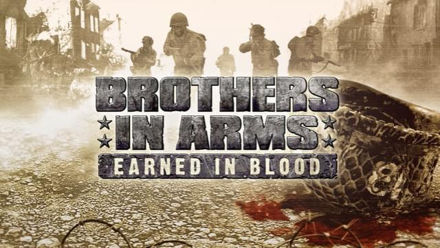 Hasil gambar untuk Brother in arms earned in blood