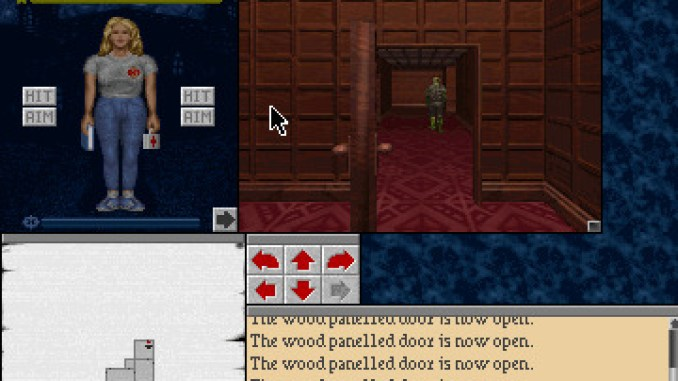 The Legacy: Realm of Terror screenshot 1