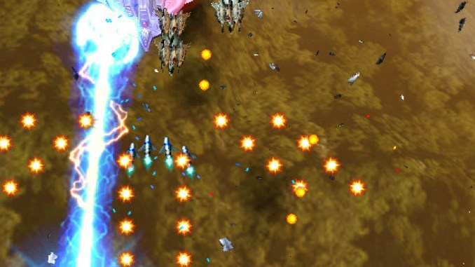 Raiden III Digital Edition screenshot 3
