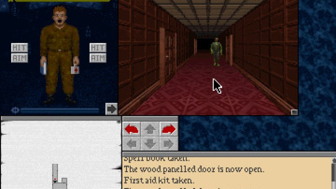 The Legacy: Realm of Terror screenshot 3