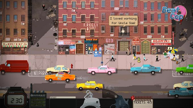 Beat Cop screenshot 1