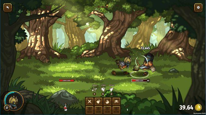 Swords & Souls: Neverseen screenshot 1