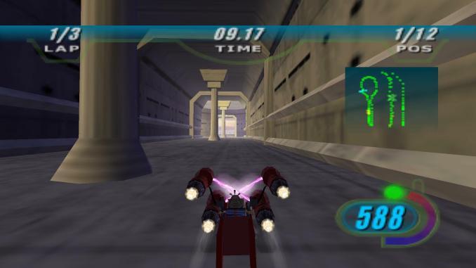 STAR WARS Episode I: Racer screenshot 3