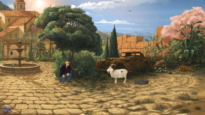 Broken Sword 5 - the Serpent's Curse screenshot 1