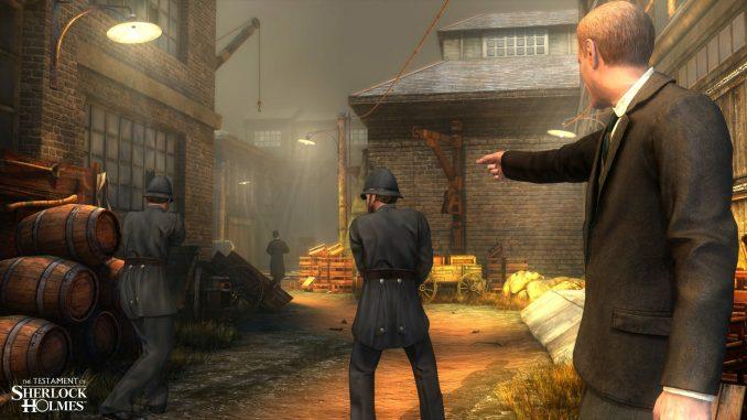 Sherlock Holmes Collection (2004-2012) screenshot 3