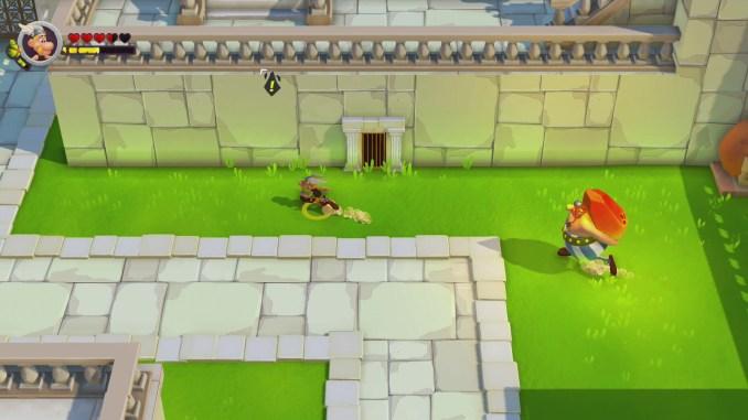 Asterix & Obelix XXL 3 - The Crystal Menhir screenshot 3