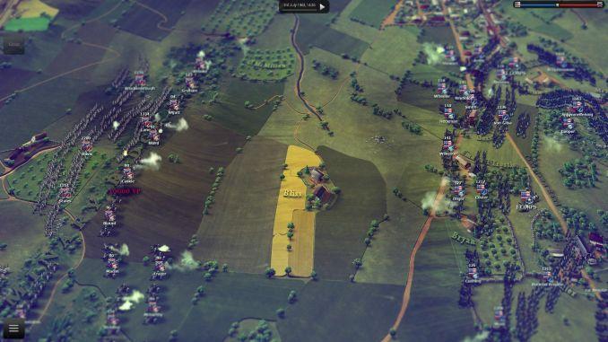 Ultimate General: Gettysburg screenshot 1