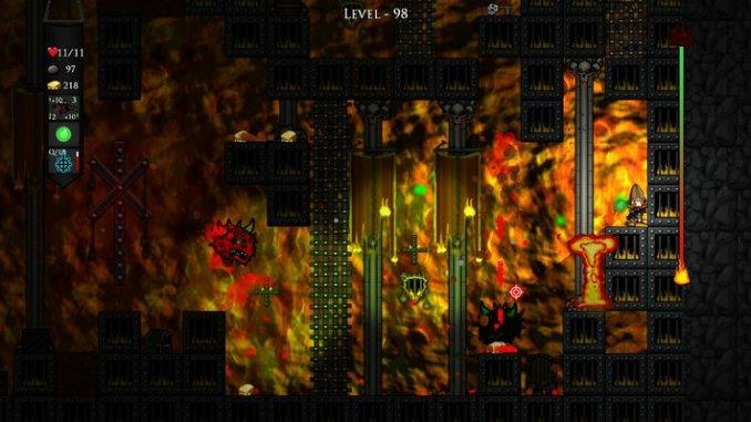 99 Levels to Hell screenshot 1
