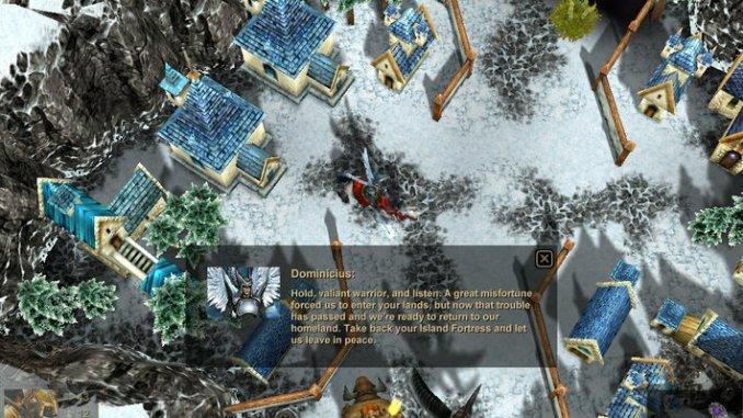 Etherlords 2 screenshot 1