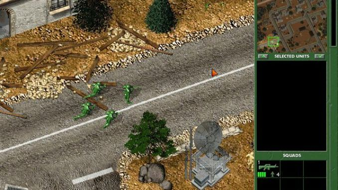 Army Men: World War screenshot 3