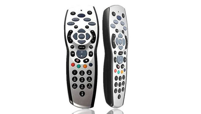 Sky Compatible TV Remote - 1 or 2