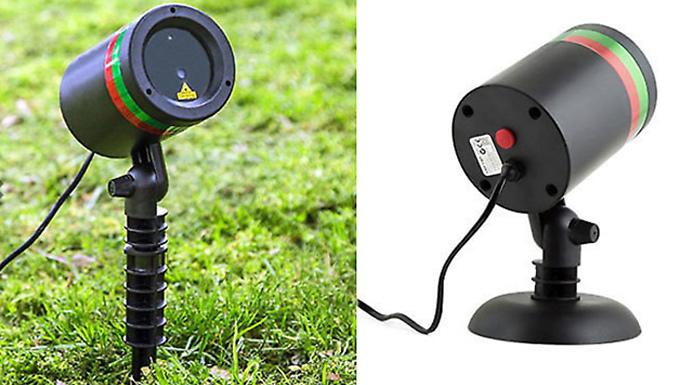 Festive Laser Light Projector - 1 or 2