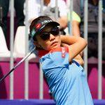 英格蘭女將夏朵芙65桿暫居領先 徐薇淩台灣選手最佳