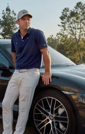 首位來自高爾夫的保時捷品牌大使 Paul Casey實現夢想