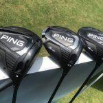 2020年11月PING i系列/G系列 高爾夫球桿試打會