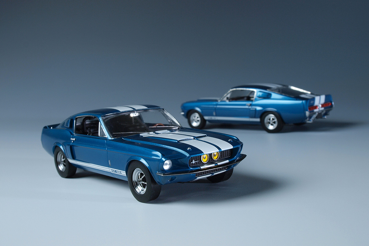 Ford 1969 Gt Shelby Made Mustang