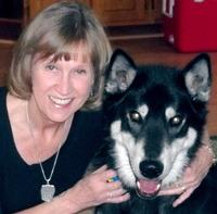 Meg Files, author and teacher of creative writing.