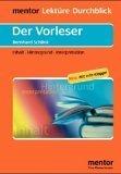 Der Vorleser - Inhalt, Hintergrund, Interpretation