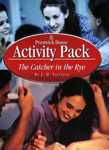 The Catcher in the Rye Activity Pack